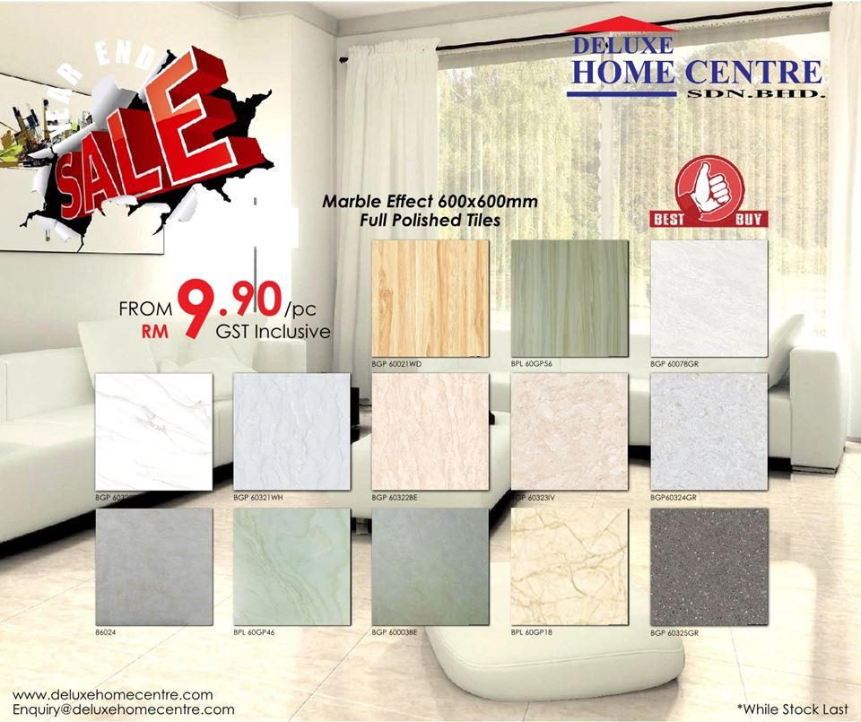 Kitchen Design Centre Prices: Promotion - Ceramic Tiles In Malaysia